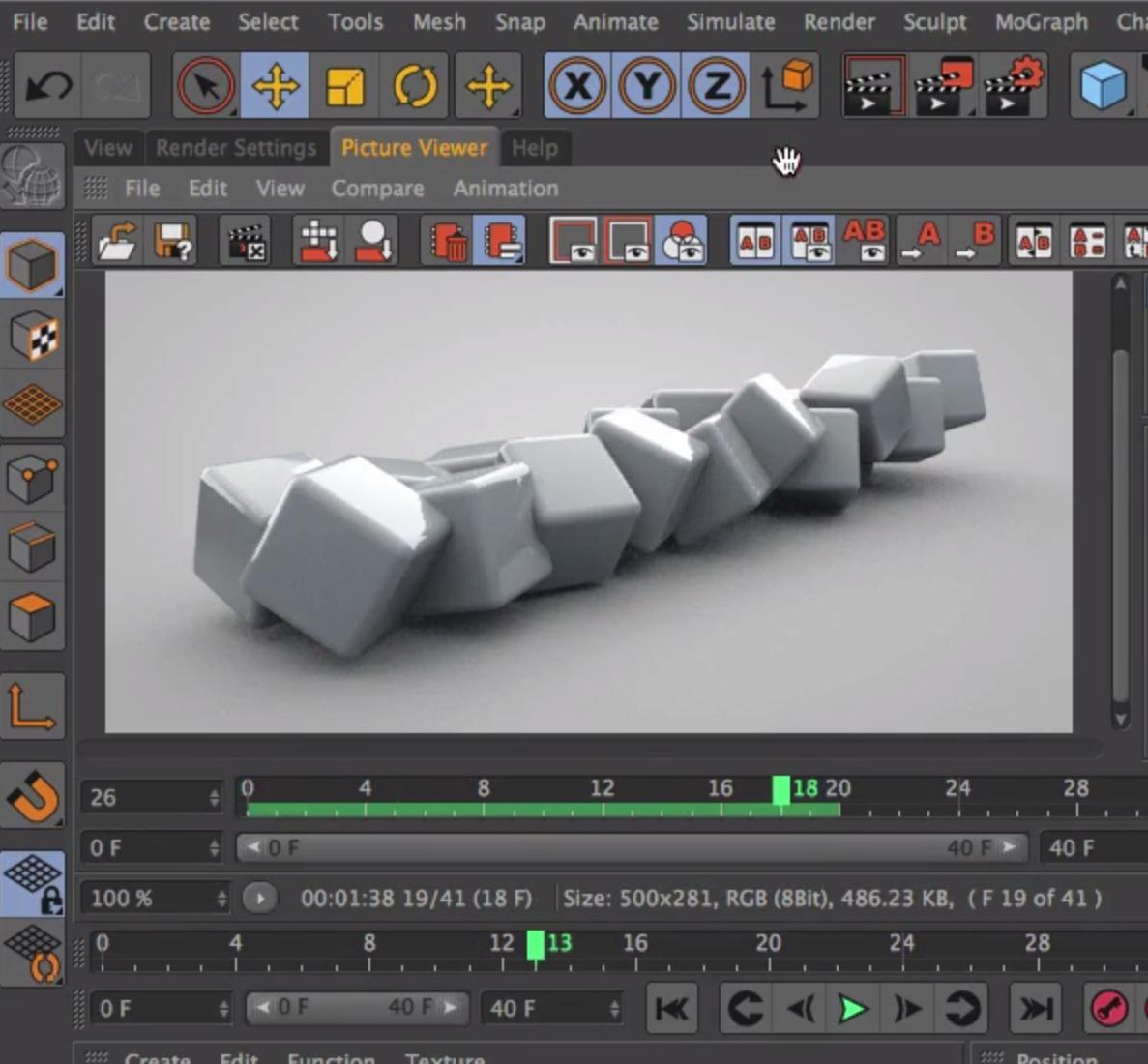 greyscalegorilla tutorial cinema 4D