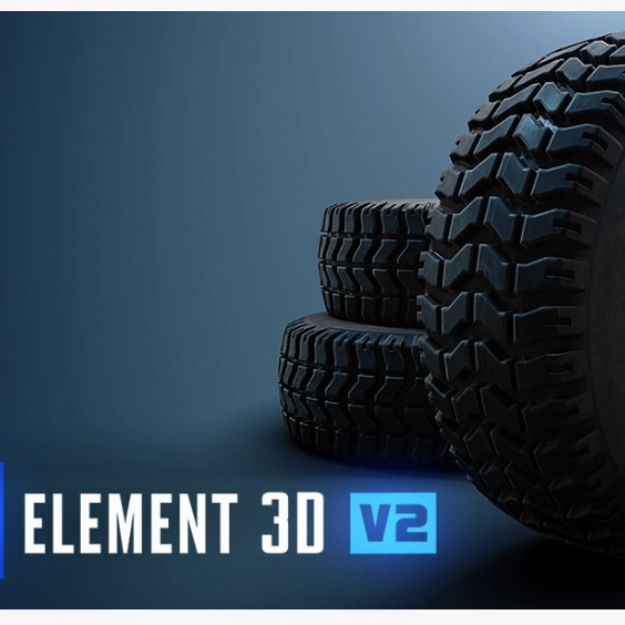 First look and details of Element 3D V2.0