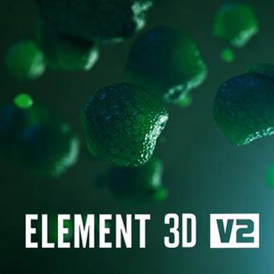 Lots of new Element 3D V2 tutorials!